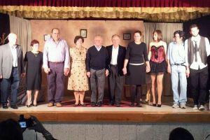Actuación Aturuxo Teatro 2012