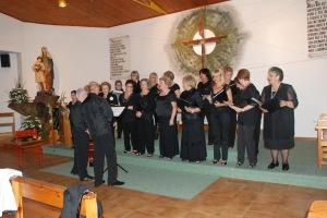Actuación Coro Arietta 2011