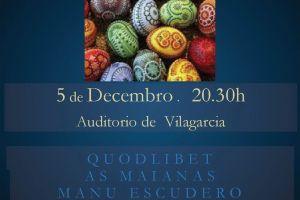 Concerto 40 anos Pascua Xoven Arousa 2012