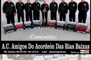 Concerto A. C. Amigos do Acordeón das Rías Baixas
