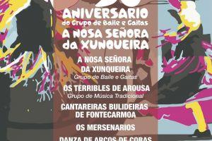 Festival 30 anos Grupo Folclórico 2014