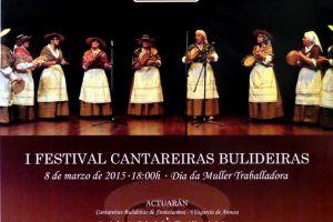 I Festival Cantareiras Bulideiras 2015