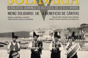V Foliada Solidaria 2014