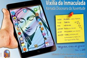 Vixilia da Inmaculada 2014