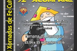 XIII Xornadas Fe-Cultura 2016